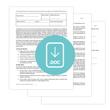Download Word: Informed Consent Template