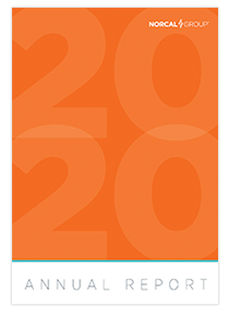 NORCAL Group 2020 Annual Report