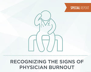 recognizing the signs of physician burnout