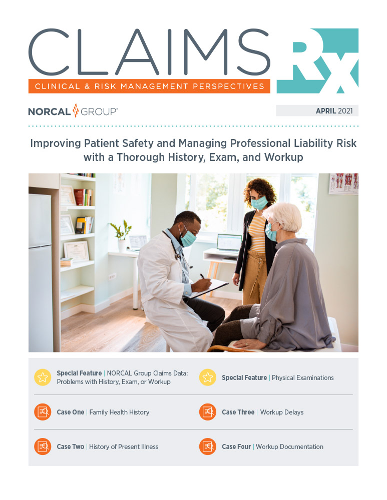 Claims Rx - April 2021