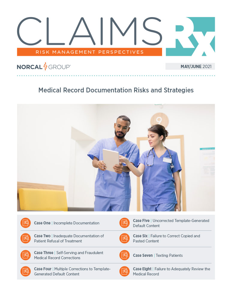 Claims Rx May/June 2021