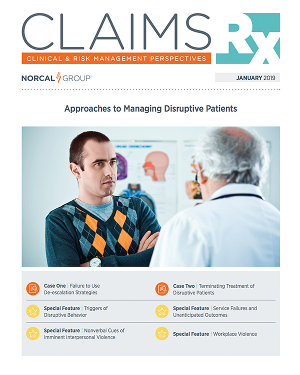 Claims Rx January 2019