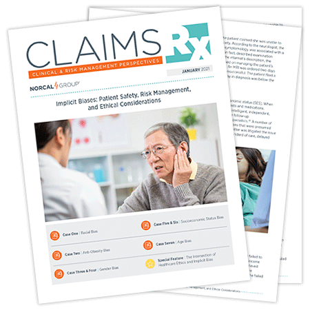 Claims Rx January 2021