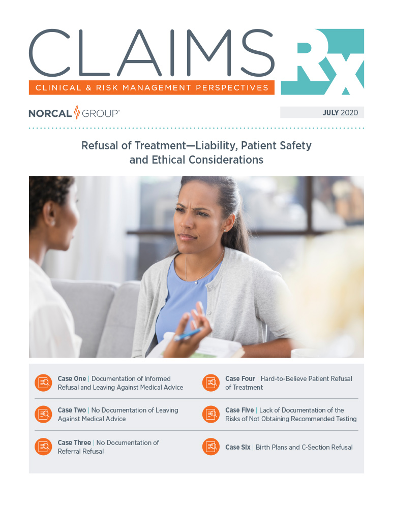 Claims Rx July 2020